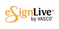 eSignLive electronic signatures